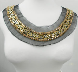 Popular Bead Necklace for Dress (HMC093) pictures & photos