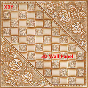 3D Wall Panel Decorative Panel Wall Title Wall Cladding pictures & photos
