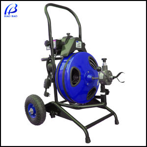 GFCI Electric Drain Cleaning Machine (HD75)