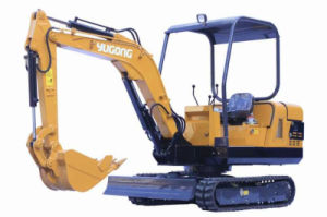 Chinese High Quality 2.88ton Excavator for Sale pictures & photos