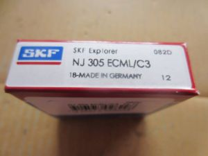 Bearing Units SKF Brand Nj305 Ecml/C3 Cylindrical Roller Bearing pictures & photos