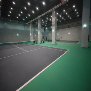 Indoor PVC Sports Flooring for Tennis Court pictures & photos
