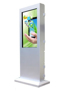 42, 43, 50, 55, 65, 70, 84-Inch Floor Standing Outdoor Advertisement LCD Display Digital Signage pictures & photos