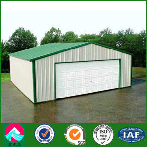 Prefabricated Steel Structure Building for Garage pictures & photos