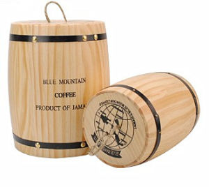 Small Coffee Beans Storage Barrel pictures & photos