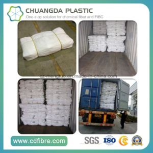 Black Big Container Jumbo Bulk Bag with Baffle pictures & photos