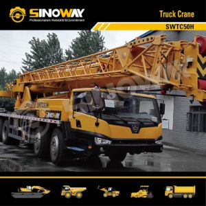 Truck Crane with 50 Ton Lifting Capacity pictures & photos