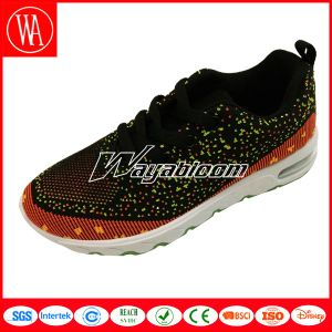 Children Fancy Style Lace-up Sports Shoes with Comfort Feeling