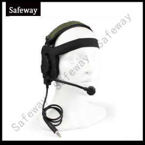 Two Way Radio Tactical Headset for Cp040 HD03 pictures & photos