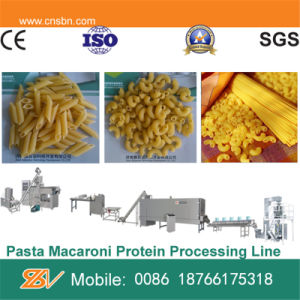 2016 Hot Sale Industrial Pasta Making Machine pictures & photos