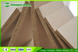 12mm Plain Particle Board/Factory Sale Flakeboard pictures & photos