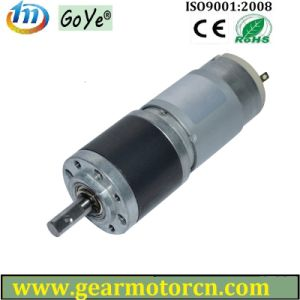 28mm Diameter for Boat Electric Solar Tracker 12-28V Planetary DC Gear Motor pictures & photos