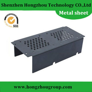 ISO9001 Factory Sheet Metal Fabrication Components pictures & photos