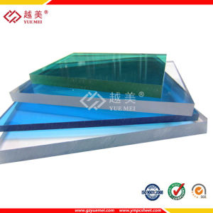 ISO SGS Approved 6mm 8mm Lexan Glass Poly Carbonate/Polycarbonate Sheet pictures & photos