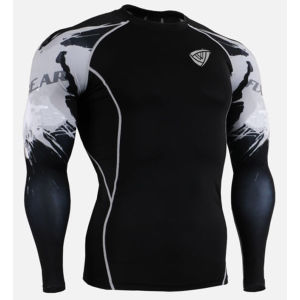 MMA Golf Base Layer Clothing Skin Compression Running Tight Shirts (SRC62) pictures & photos