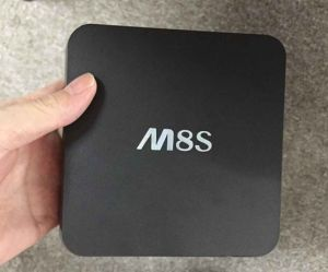 New M8s Android Smart TV Box M8s Amlogic S812 Chip Ap6330 4k 2g/8g Xbmc Dual Band WiFi Full HD Android 4.4 Media Player M8 TV Box OEM/ODM Accept pictures & photos