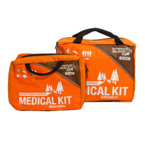 Nylon Emergency Medical First Aid Kid Bag (FAK-150407) pictures & photos