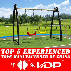 Outdoor Swing Set (HD14-233A) pictures & photos