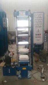 Rubber Sheet Flat Vulcanizing Press Machine