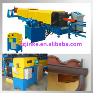 Galvanized Steel Down Pipe Roll Forming Machine pictures & photos