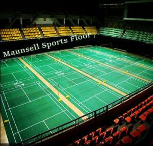 Badminton Sports Floor / Plastic Floor Mats pictures & photos