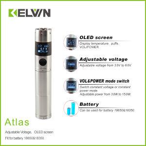 2014 Kelvin Newest E Cigarette Product E Cigarette Onion Mod E Cigarette Mod