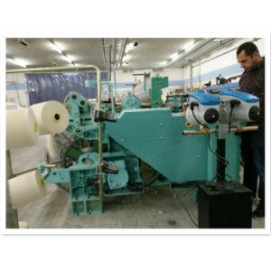 280cm double nozzle cam shedding air jet loom pictures & photos