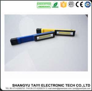 Super Bright 12V COB LED Working Emergency Pen Light pictures & photos