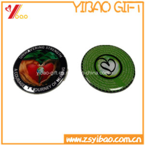 2016 Metal Coin for Gifts with Print Logo (YB-LY-C-25) pictures & photos