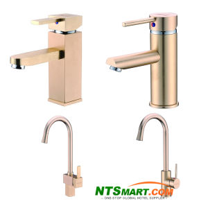 Bathroom Faucet (L02D/L01D/L02B/L01B) pictures & photos