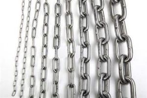 Stainless Steel 304/316 Korean Standard Link Chain pictures & photos