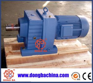 R Helical Reducer Geared Motor (DR32~DR162)