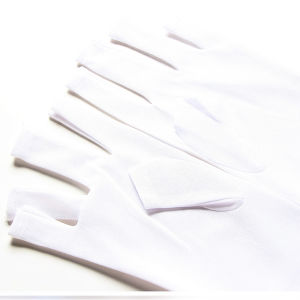 Reusable Nail Art Fingers Anti UV Nail Gloves /UV Gloves in Nail pictures & photos
