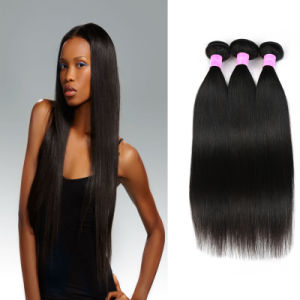 7A Brazilian Human Virgin Hair Skily Straight Remy Hair pictures & photos
