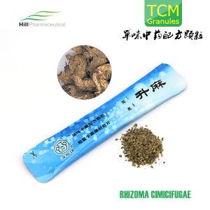 Traditional Chinese Medicine, Rhizoma Cimicifugae Granules pictures & photos
