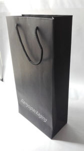 Handle Kraft Paper Bag 150GSM for Shopping, Food, Clothes pictures & photos