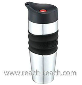 100% Stainless Steel Leak Proof Car Mug Travel Mug (R-2334) pictures & photos