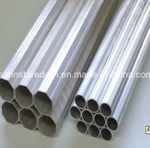 6000 Series Extruded Round Aluminum Pipe pictures & photos