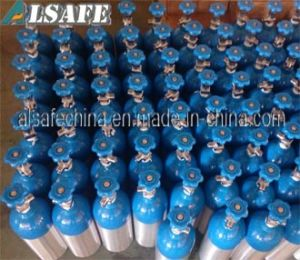 Portablel Aluminium Oxygen Gas Cylinders pictures & photos