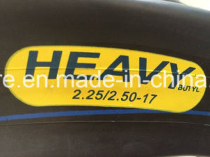 10.5MPa Strength, 540% Elongation Rate Motorcycle Inner Tube / Inner Tube / Natural Tube / Butyl Tube pictures & photos