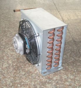 Refrigeration Aluminum Finned Copper Evaporator pictures & photos