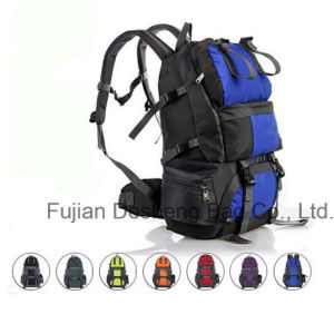 2016 New Promotion Nylon Mountain Camping Bicycle Backpack