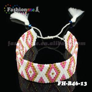 Handmade Fashion Seed Bead Tassel Bracelet