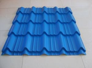Building Material Prepainted Corrugated Galvanized Steel Roofing Sheet pictures & photos