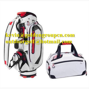 Leather Caddy Golf Staff Bag pictures & photos