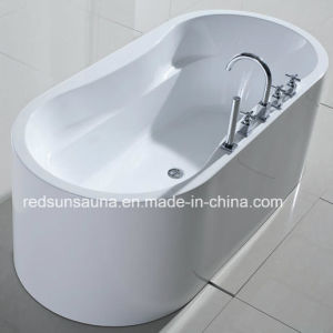 Modern Design Acrylic Hot Selling Bathtub (ATL-122)