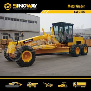 Sinoway 165HP Motor Grader (SWG165) pictures & photos