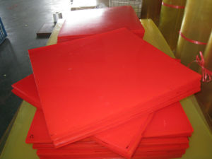 Polyurethane Sheet, PU Sheet with 100% Polyether (3A2001) pictures & photos