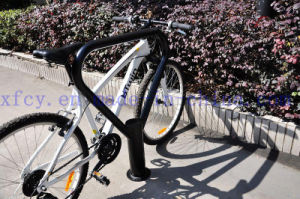 2016 Floor Mounted Bike Parking Rack Bicycle Stand pictures & photos