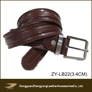 Genuine Leather Belts for Men (ZY-LB22)